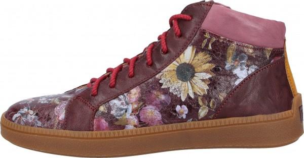 Think! Sneaker Leder Rot