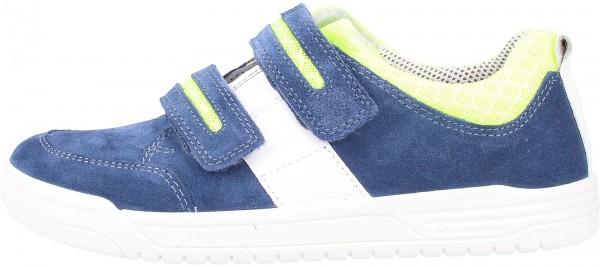 Superfit Sneaker Leder Blau
