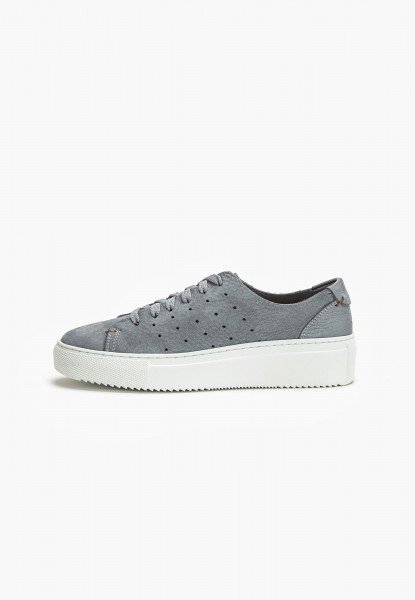 Inuovo Sneaker Leather Smoke