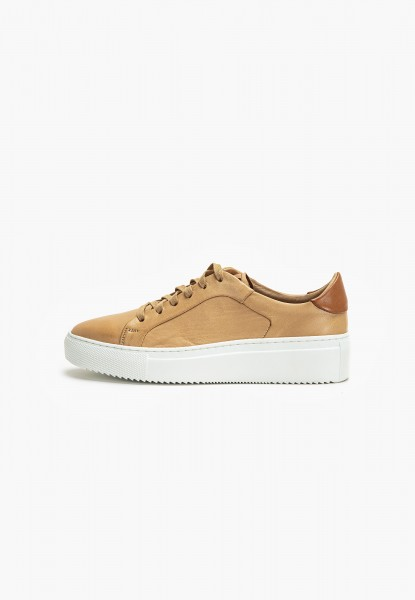 Inuovo Sneaker Leather Light Brown