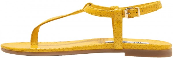 Inuovo Sandals Leather Yellow