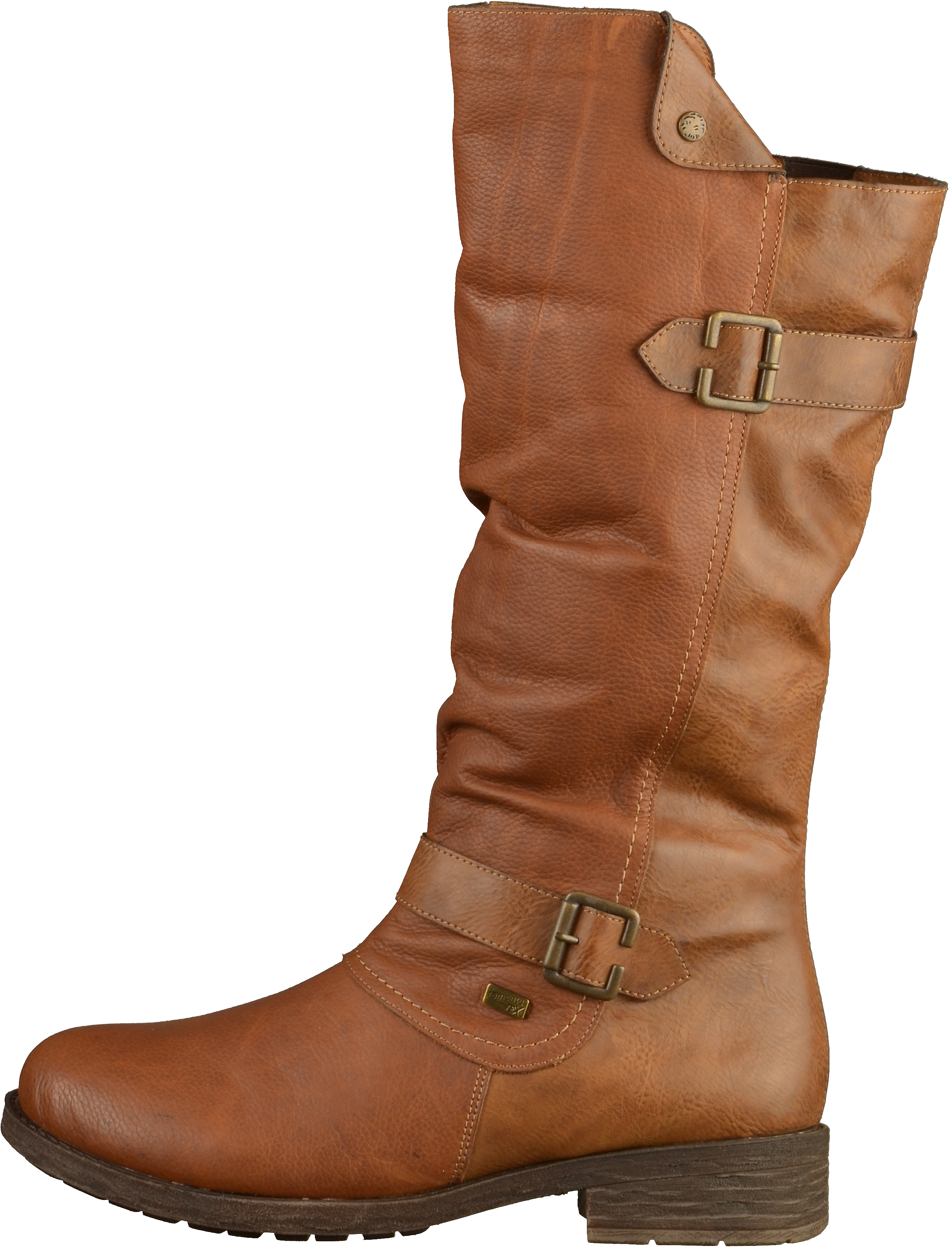 Remonte Boots Leather brown