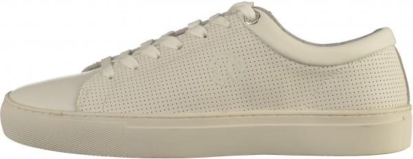 s.Oliver Sneaker Leder Weiß