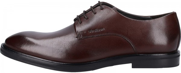 Strellson Business shoes Leather Dark brown