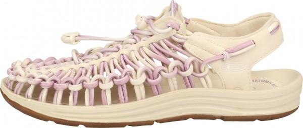 Keen Sandalen Textil Weiß/Pink