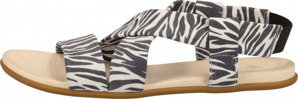 ILC Sandals Leather Zebra