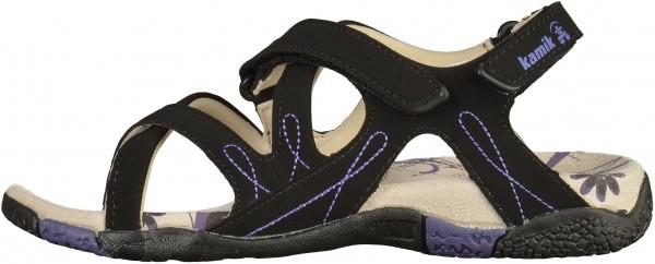 Kamik Sandals Synthetik black2