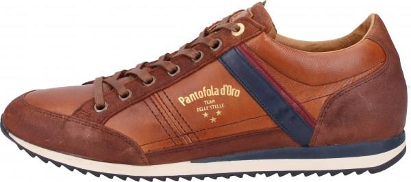 Pantofola d Oro Sneaker Leder Braun