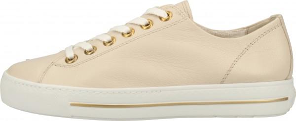 Paul Green Sneaker Leder Beige