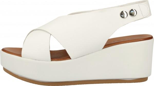 Inuovo Sandalen Leder Weiß