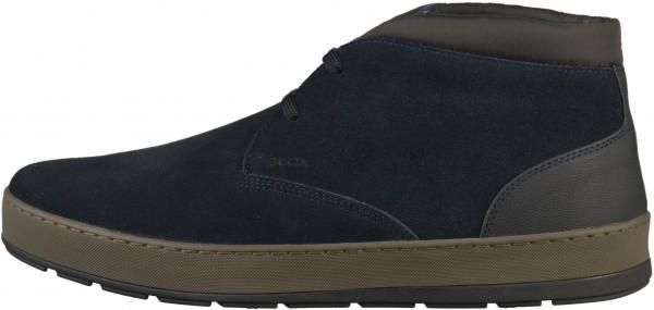 Geox Sneaker Nubukleder Blau
