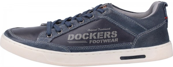 Dockers Sneaker Lederimitat Navy