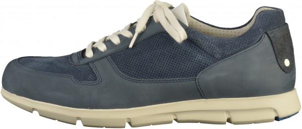 Birkenstock Cincinnati Sneaker Leder Navy