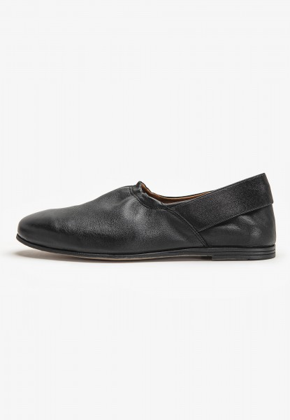Inuovo Loafers Leather black2