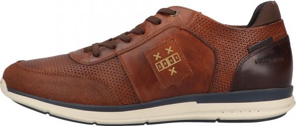 Bullboxer Sneaker Leather Tan