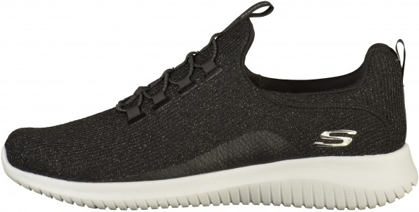 Skechers Sneaker Textil Schwarz