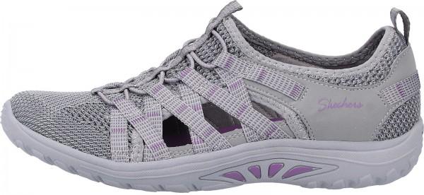 Skechers Sneaker Textil Hellgrau