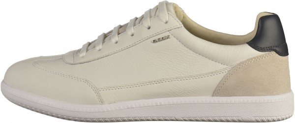 Geox Sneaker Leder Weiß