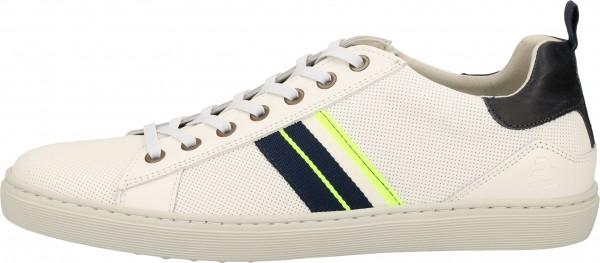 Bullboxer Sneaker Leather/Textile White