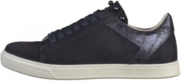 SPM Sneaker Leder Navy