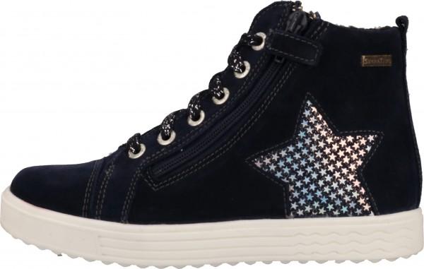 Lurchi Sneaker Veloursleder Blau