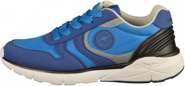 KangaROOS Sneaker Leder/Textil Navy