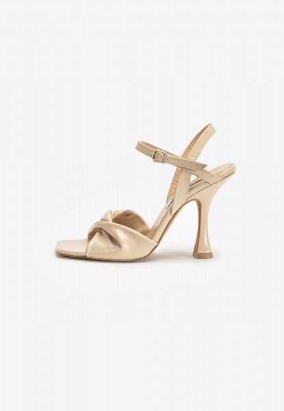 Inuovo Sandals Leather Nude