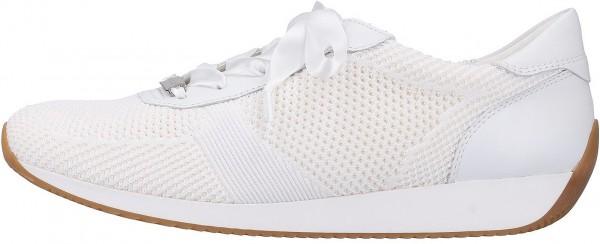 ara Sneaker Textil Weiß