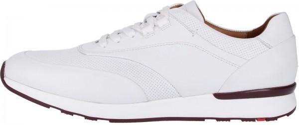 Lloyd Sneaker Glattleder Weiß