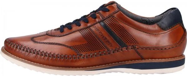 Daniel Hechter Sneaker Leder Cognac