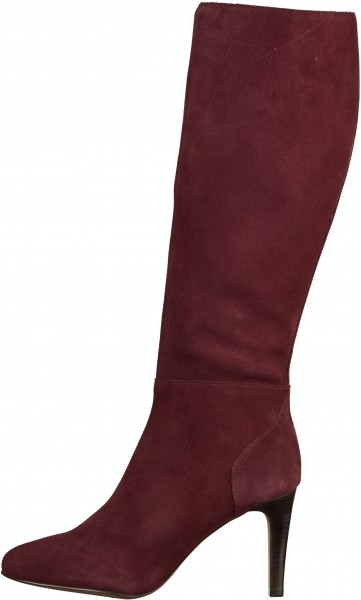 Mellow Yellow Boots Leather Burgundy