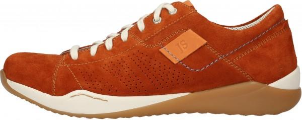 Josef Seibel Sneaker Veloursleder Orange