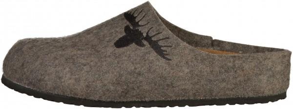 Birkenstock Kaprun Kids Clogs Wolle Gray Elk