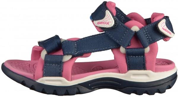 Geox Sandals Textile Navy