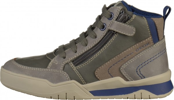 Geox Sneaker Synthetik Gray
