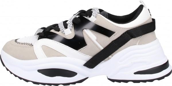 Steve Madden Sneaker Lederimitat White