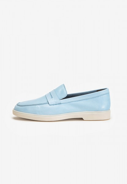 Inuovo Loafers Leather lightblue
