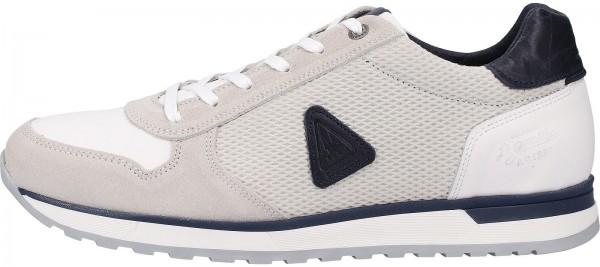 Gaastra Sneaker Nubuk/Velours Weiß