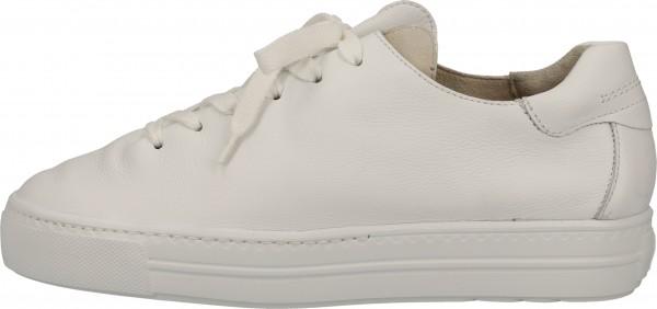 Paul Green Sneaker Glattleder Weiß