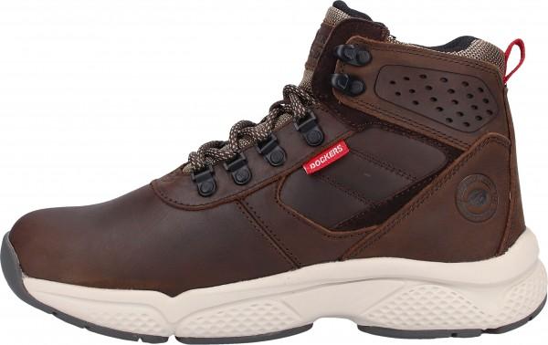 Dockers Sneaker Leder Schoko