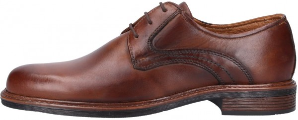 Mercedes Business shoes Leather Medium Brown