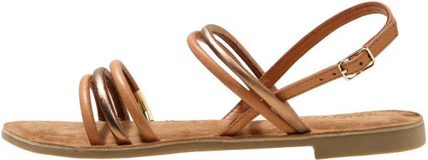 Inuovo Sandals Leather Bronze