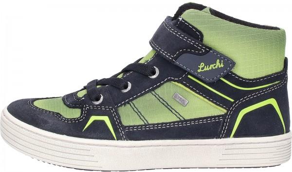 Lurchi Sneaker Leder/Textil Dunkelblau