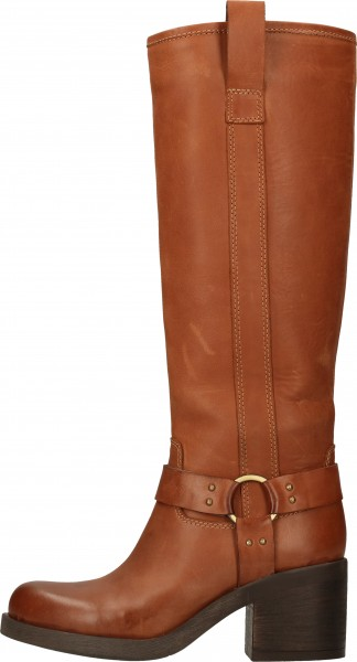 Inuovo Stiefel Leder Tabacco
