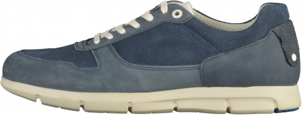 Birkenstock Cincinnati Sneaker Suede leather Navy