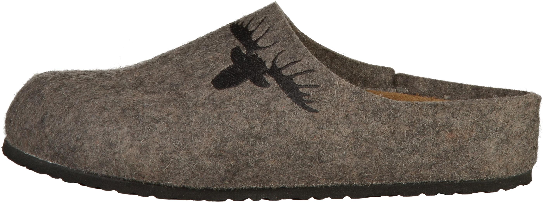 741e1844165c68 Birkenstock Kaprun Kids Clogs Wool Gray Elk