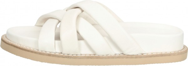 Inuovo Pantoletten Leder Cream
