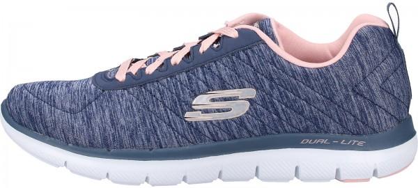 Skechers Sneaker Textil Navy