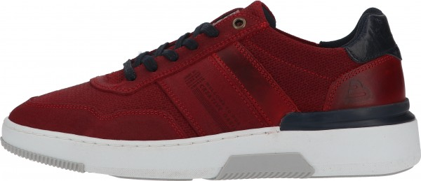 Bullboxer Sneaker Leather Red