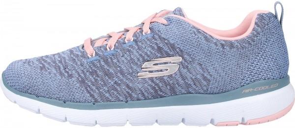 Skechers Sneaker Textil Blau